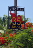 Vitorias 35 Anos - Angolan independence, Luanda