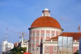 Banco Nacional de Angola, later afternoon