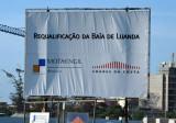 Waterfront project - Requalificação de Baía de Luanda