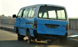 Luanda really does need better taxis