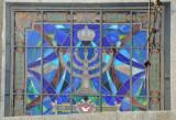 Novo Templo - Stained glass window