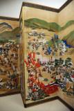 Battle of Sekigahara - Hikone Castle Museum