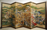The decisive victory at the Battle of Sekigahara in 1600 marks the beginning of the shogunate of Tokugawa Ieyasu