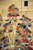24 Knights of the Kuroda Family - detail