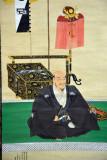 Shima Sakon led the Western Army at the Battle of Sekigahara