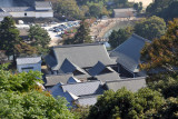 View of the Hikone Castle Museum from the Keep