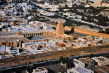 Tunisia Pavilion - Aerial view of Kairouan