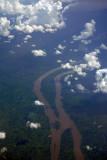 The Congo River south of Kindu, DRC