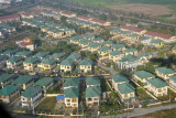 Modern subdivision, Khayae Rin Road, Mingaladon, Myanmar, next to Yangon Airport
