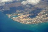 Industrial area, Kapolei, Barbers Point Harbor, southwest Oahu