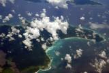 Southeast corner Katchall Island - Nicobar Islands, India