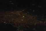 Kolkata, India, at night