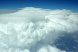 Storm clouds over India