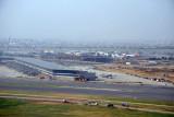 New terminal under construction, Indira Gandhi International Airport, Delhi
