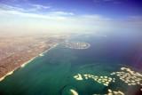 Palm Jumeirah & The World