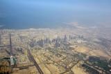 Sheikh Zayed Road & Burj Khalifa