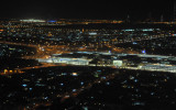 Mirdif City Centre at night