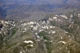 Mountains of southern Armenia