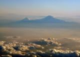Mt Ararat, Armenian evening view