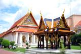 Thai National Museum - Sala Longsong Pavilion with the Buddhaisawan Chapel