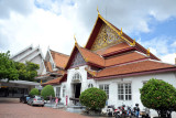 Gallery of Thai History, built as an audience hall for the Prince Successor during the reign of King Rama I