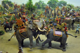 King Naresuan the Great engaging in a duel on elephant back