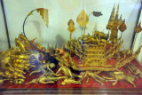 Model depicting a story from the Ramayana for the royal cremation ceremony of Queen Sunantha Kumarirat