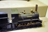 Model of a steam train, a gift from Queen Victoria to Kong Mongkut in 1855