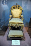 Throne from Warophai Piman Hall, Bang Pa-In Palace
