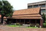 The Red House, teak residence of Princess Sri Sudarak, elder sister of King Rama I at Thonburi Palace