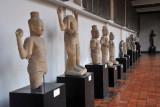 Sculpture gallery, National Museum, Bangkok