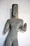 Vishnu, 6th-7th C., Muang Sri Thep, Phetchabun province