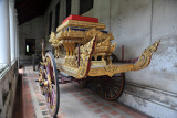 Funeral chariot from the reign of Rama VI to carry the urn of his sister in 1924