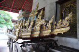 Cremation chariot for high-ranking members of the Thai Royal Family
