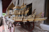 Cremation chariot, National Museum, Bangkok