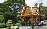 Sala Longsong Pavilion from the palace of King Rama VI in Nakhon Pathom