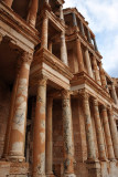 Stage façade of the Theater of Sabratha