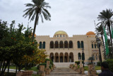 After the overthrow of the Libyan monarchy in 1969, this became the Palace of the People & National Library