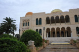 In celebration of 40 years of the Libyan Revolution, the Museum of Libya opened here in 2010