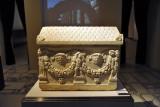 Marble casket, Cyrene