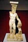 Statue of Dionysos from Cyrene