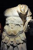 Armored statue, 1st. C. AD, Sabratha