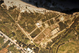 Aerial photo of Leptis Magna - Museum of Libya
