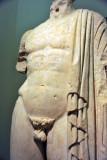 Statue of an emperor (Marcus Aurelius or Lucius Verus) 2nd C. AD, Tripoli (Oea)
