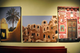 Gallery of Traditional Architecture - Berber qasr and a house in Ghadames