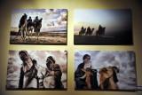 Photographs of Libyan Tuareg, Museum of Libya