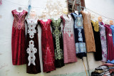 Colorful women's dresses, Tripoli