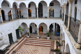 Arcaded courtyard - Souq Al-Attara, Tripoli Medina