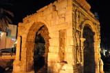 Arch of Marcus Aurelius - Roman, 163 AD