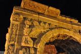 Detail of the Arch of Marcus Aurelius, Tripoli Medina